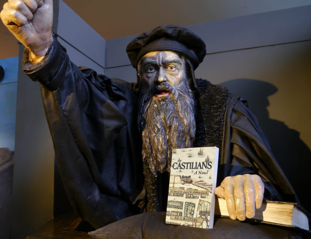 The fiery John Knox image